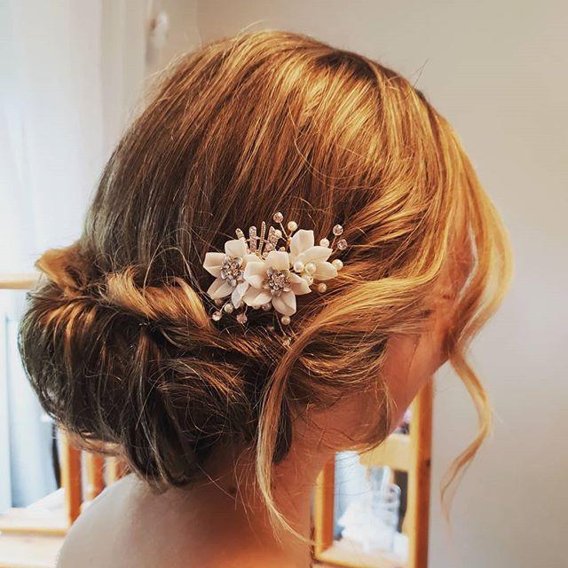 #bridehairstyle#bridesmaidhair