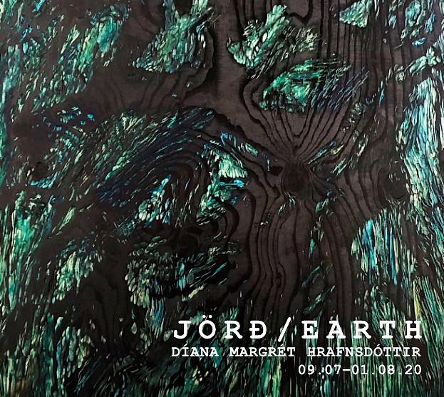 Jörð/Earth / Díana Margrét Hrafnsdóttir