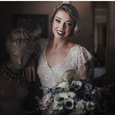Vintage Gatsby style wedding inspo 💕__#