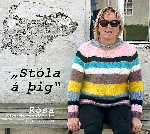 Rósa Sigurbergsdóttir / Stóla á þig