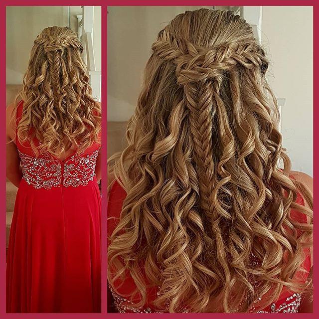 Prom ready 💋_#prom2018 #prom#beautifulh