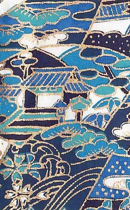 Blue Skies 2 - Earrings
