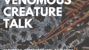Farm Talk: Venomous Creatures of FL
