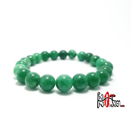 მწვანე აგატის სამაჯური