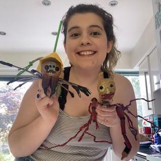 Emilia Lamkin - BA1 Arthropods