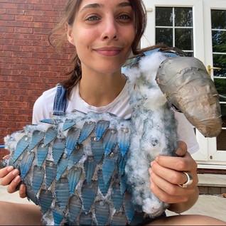 Emily Warman - BA1 Birds