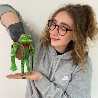 Lucy Ruff - BA1 Amphibians