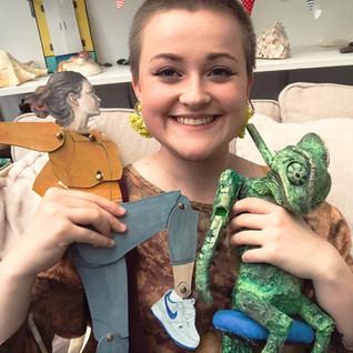 Chloe - Ann Stoakes - BA1 Reptiles