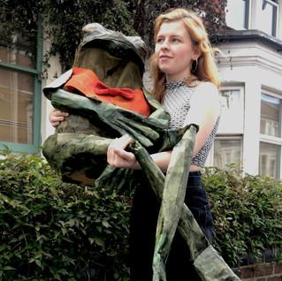 Ruby Brown - BA2 Amphibians Leader