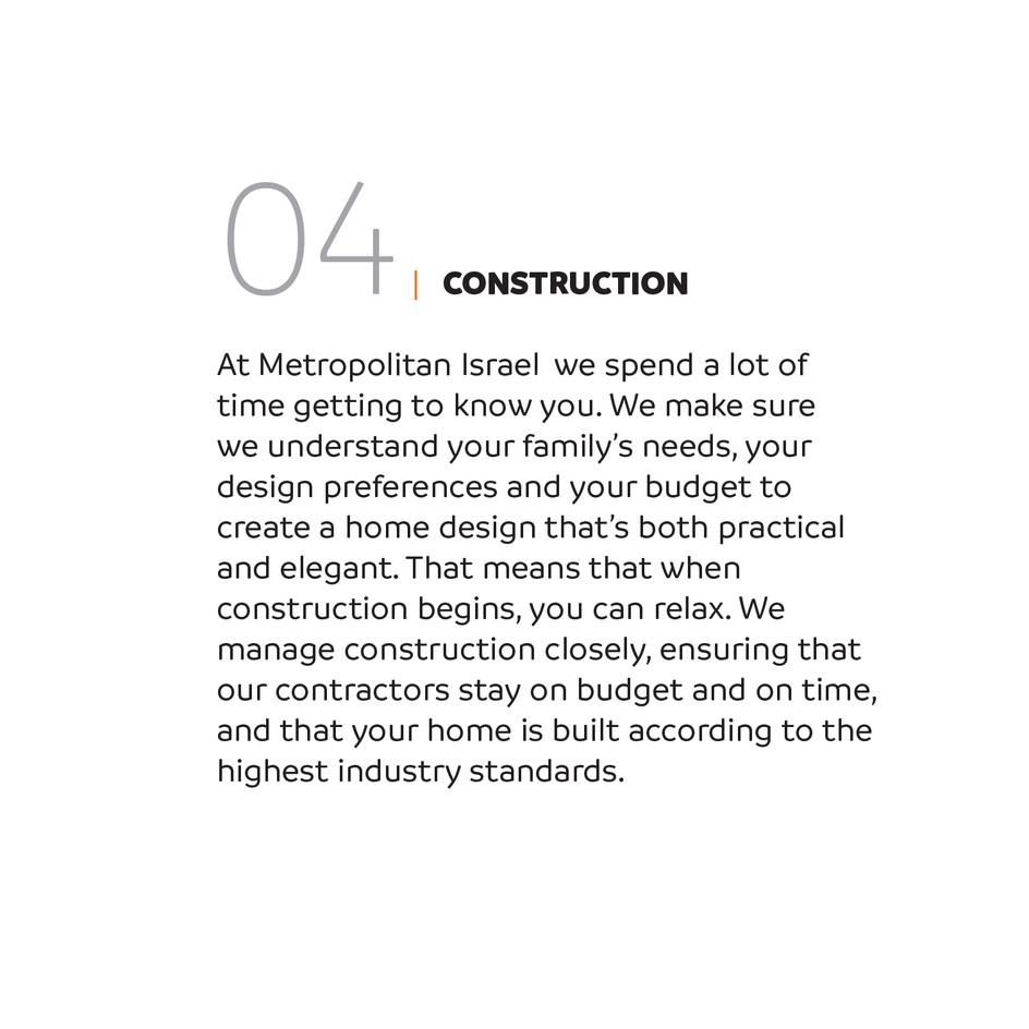 architecture firm in israel metropolitan israel
