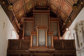 音樂節目預告:史提芬‧祁思嶺管風琴演奏會 (憑票免費入場)