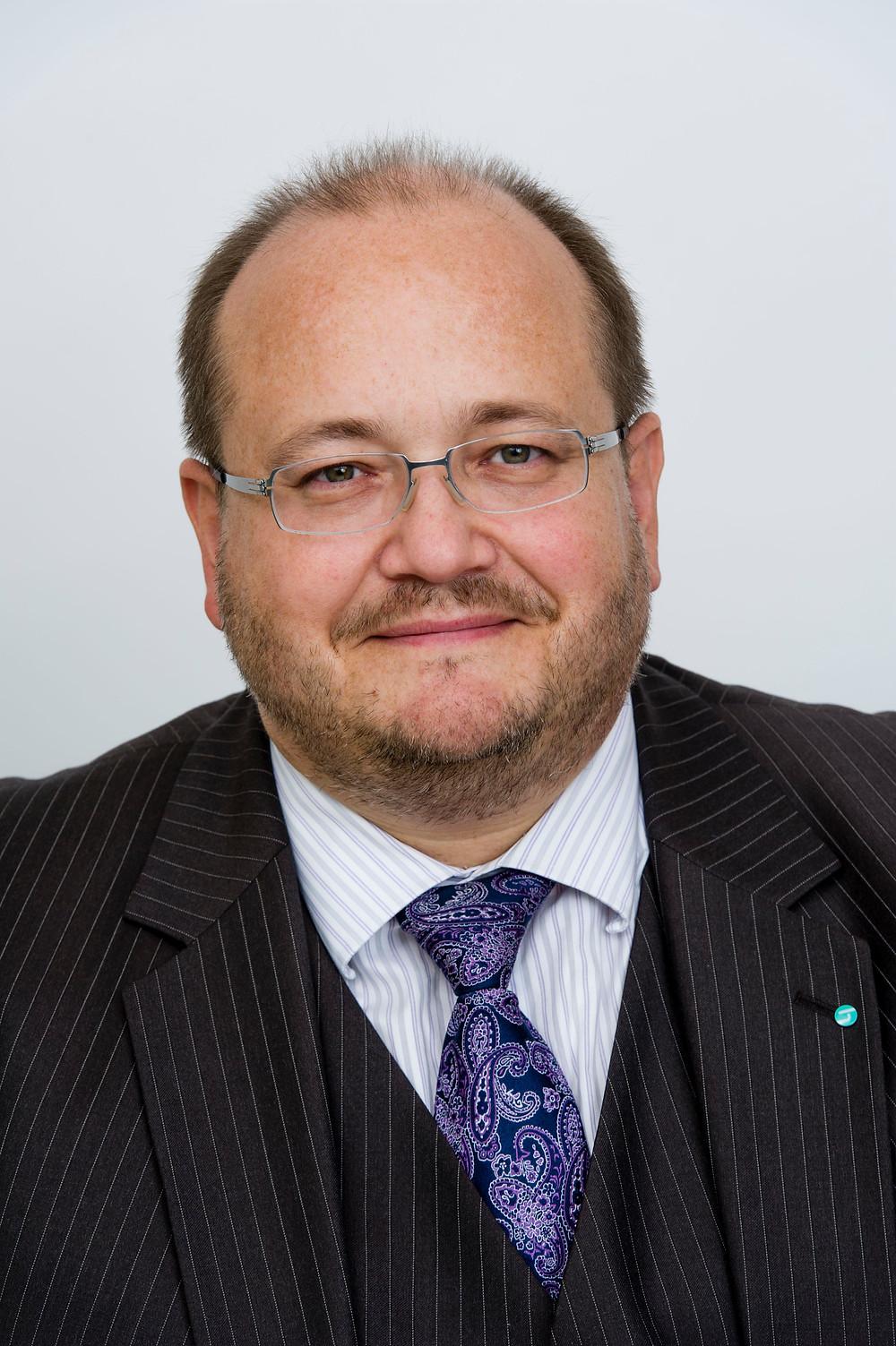 Nils Busch-Petersen. Foto: Peter Adamik