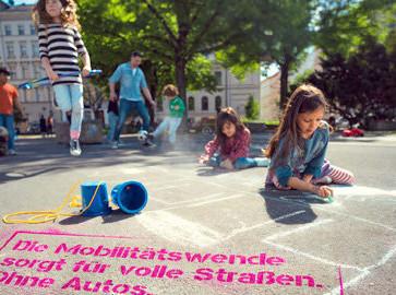 Öffentliche Mobilitätskampagne des Senats gestartet