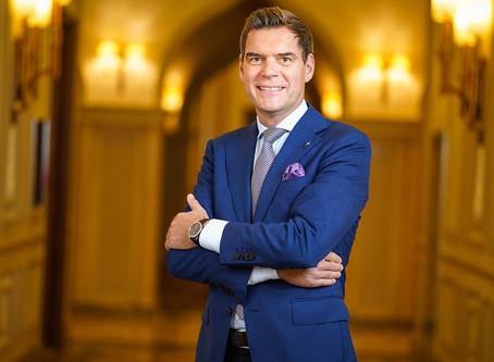 Neue Führung im Adlon Kempinski