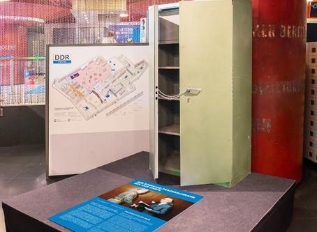 Panzerschrank vom Stasi-Minister