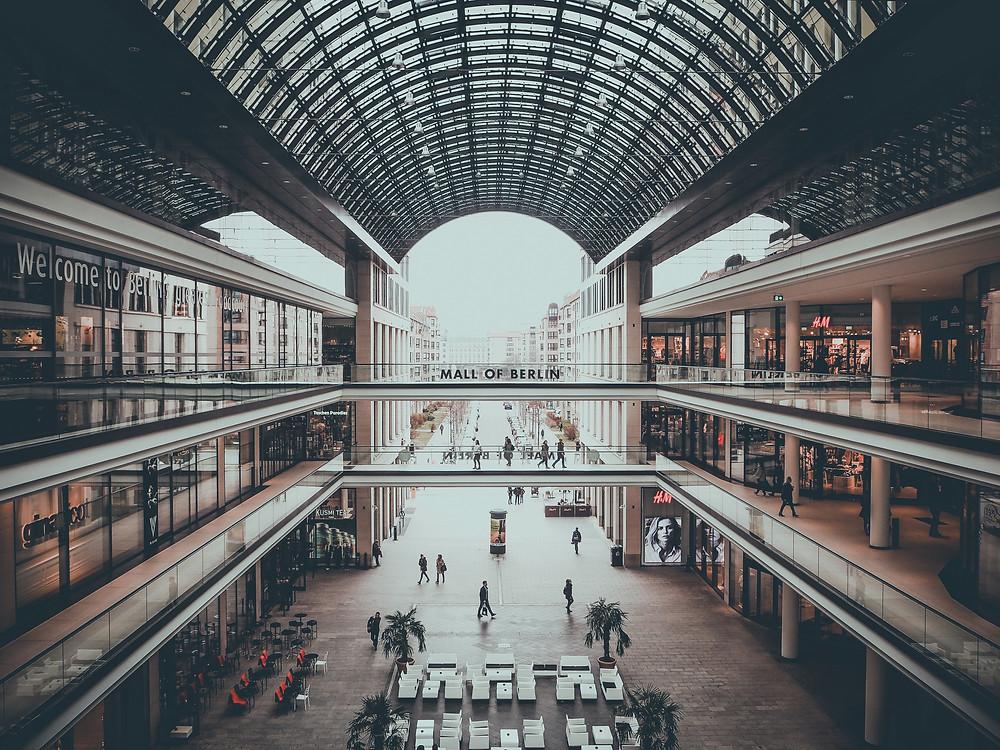 Mall of Berlin am Leipziger Platz