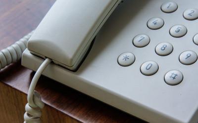 Hotlines zur Unterstützung geschaltet