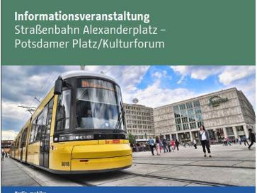 Neue Tram-Strecke wird der Öffentlichkeit vorgestellt