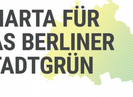 Charta für das Berliner Stadtgrün: Online mitmachen