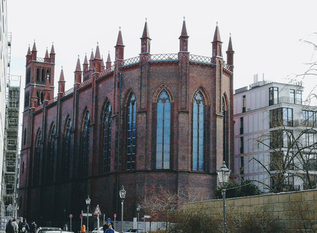 Friedrichswerdersche Kirche wird nach Sanierung wieder eröffnet
