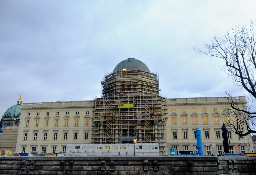 Berliner Schloss Humboldt Forum