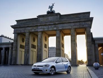 Volkswagen startet E-Mobilitäts-Carsharing in Berlin