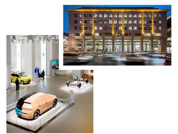 DRIVE startet mit Ausstellung in Elektro-Offensive