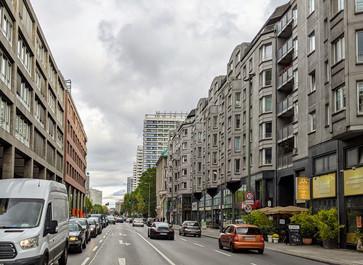 Preis für die Leipziger Straße