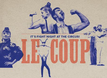 Auf zur Fight-Night im Chamäleon Theater