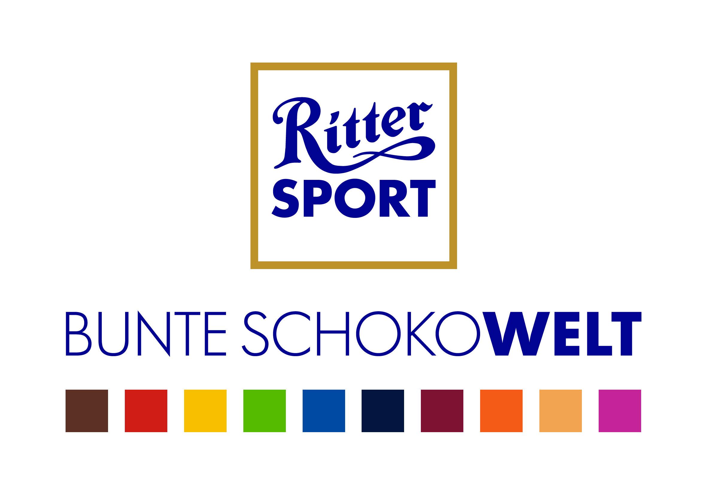 Ritter Sport Bunte Schokoladenwelt
