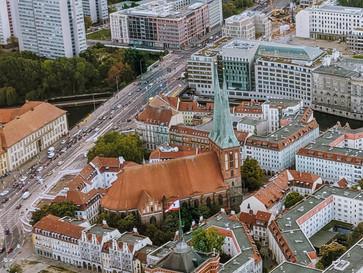 Beteiligen: Zukunft des Berliner Nikolaiviertels