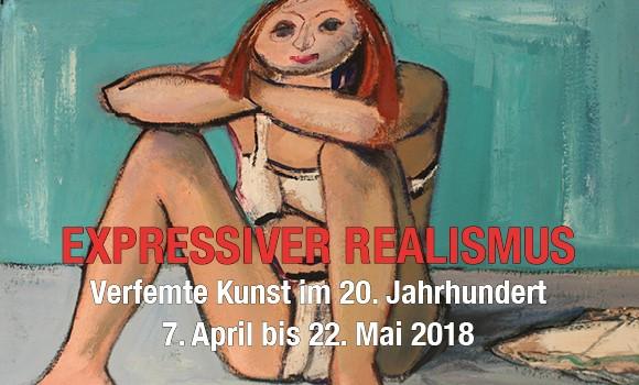 Ausstellung Expressiver Realismus