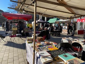 Alternative Wochenmarkt am Nordbahnhof