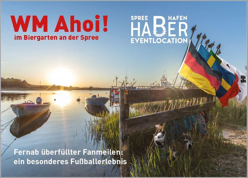 Haber Spreehafen in Rummelsburg