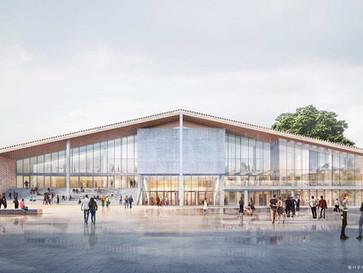 Freianlagen des Kulturforums eröffnet