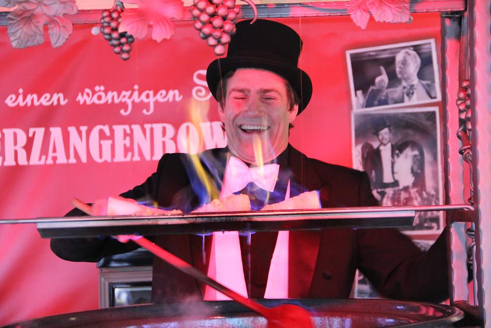 Winter-Filmfest mit Feuerzangenbowle Foto: Valentin Paster