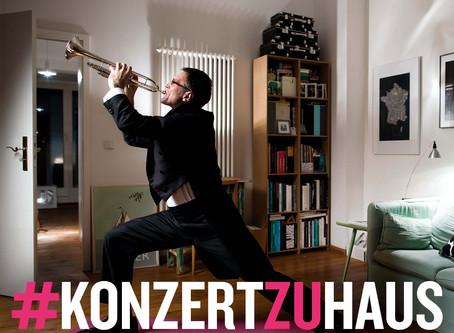 Konzerthaus Berlin bietet #KonzertZuHaus online