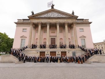 Festkonzert »450 Jahre Staatskapelle Berlin«