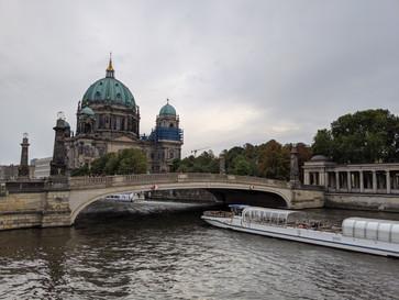 Berlin-Tourismus: Buchungen ziehen an