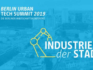Berlin Urban Tech Summit 2019