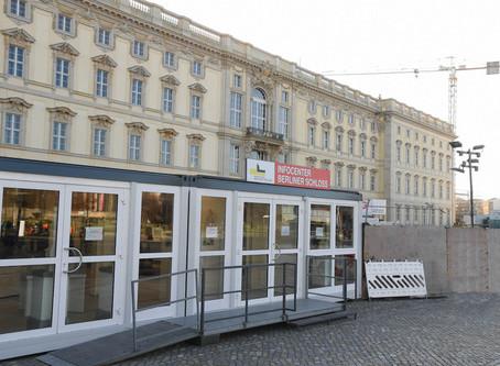 Neues Schloss-Informationscenter eröffnet