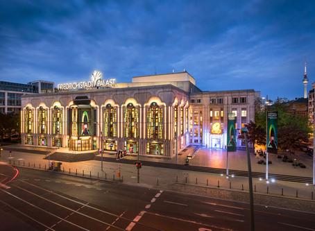 Wirtschaftliche Lösung im Friedrichstadt-Palast