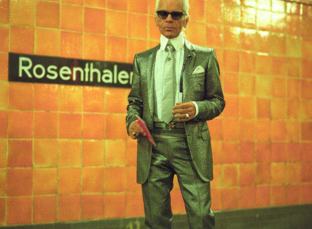 Ausstellung: Karl Lagerfeld in Berlin