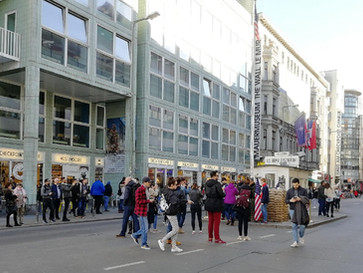 Zukunft Checkpoint Charlie - Offener Dialog