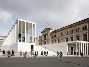 James-Simon-Galerie öffnet mit Fest