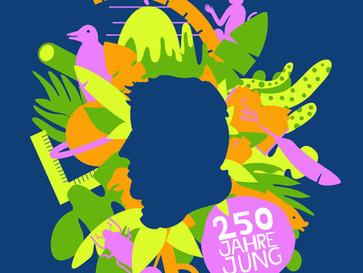 250. Geburtstag von Alexander von Humboldt