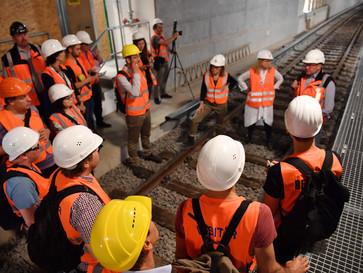 U5: Umbau und Neubau der Kehranlage
