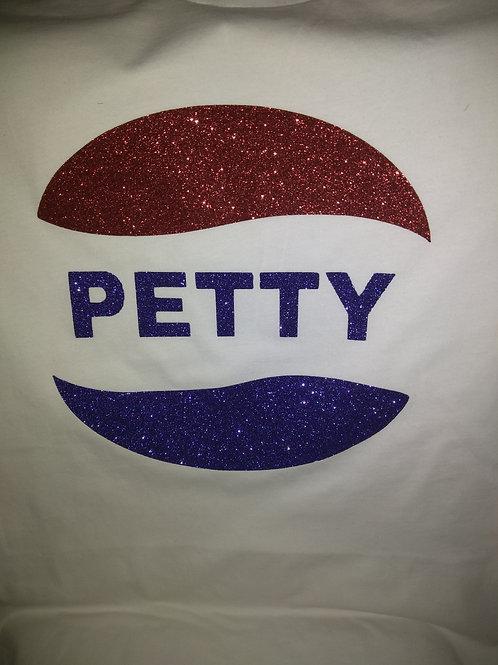 Petty Pepsi glitter s-xl