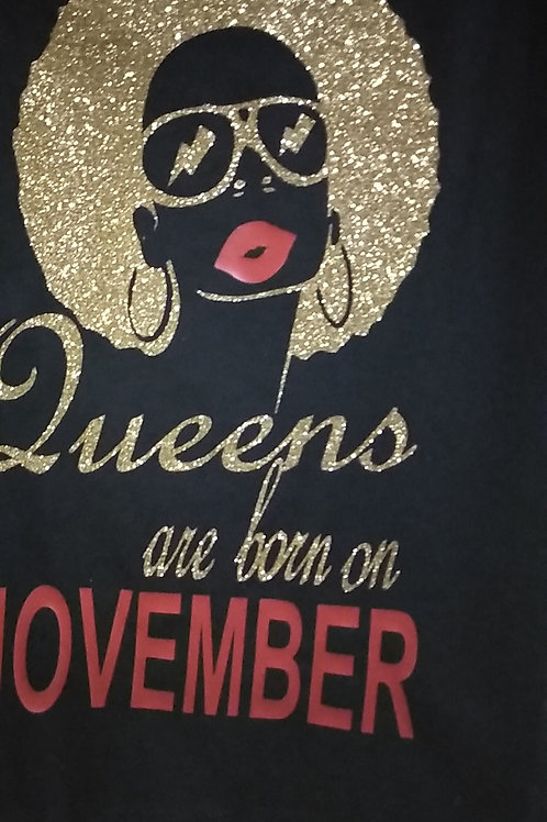 Queens Are Born....