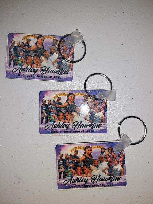 5 for $20 custom keychains